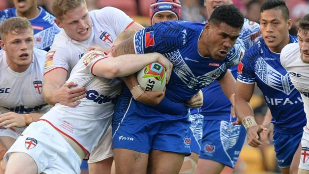 """""""I signed a two-year contract and I don't want to get out of it"""": Mose Masoe."""