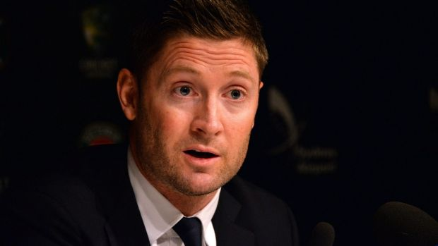 Michael Clarke looks on course for another clash with the Test selectors over the troublesome No.3 spot.