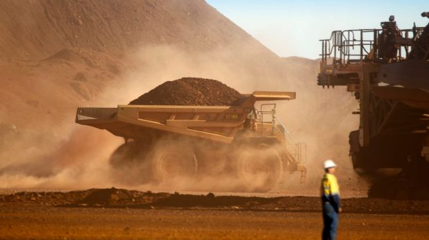Jacques said Australia had to also position itself as the global centre of mining technology.