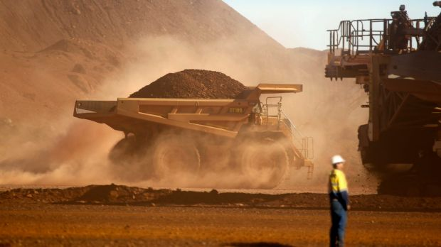 BHP Billiton plans to continue mining in the Pilbara for the next century.