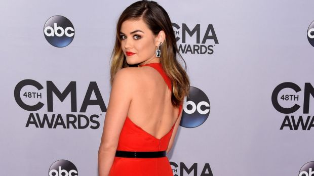With the shaming of Lucy Hale for shaming herself, has online shaming finally peaked?