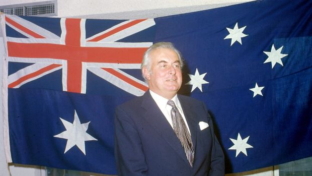 """""""I suggest Whitlam would have never lowered himself to boo anywhere."""""""