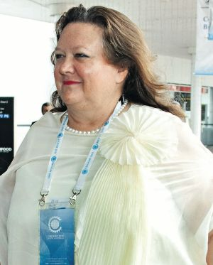 Gina Rinehart's lawyers said the case should not be allowed to go ahead.
