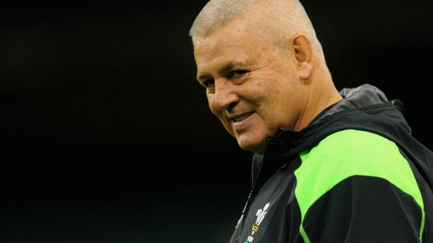 Different approach: Wales coach Warren Gatland is planning for success at the World Cup ahead of wins in November.