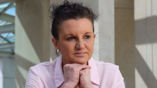 Jacqui Lambie is backing Rob Messenger.