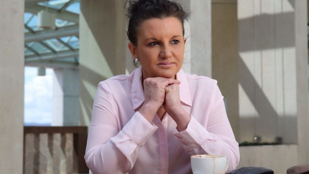 'My diary's filling fast': Jacqui Lambie.