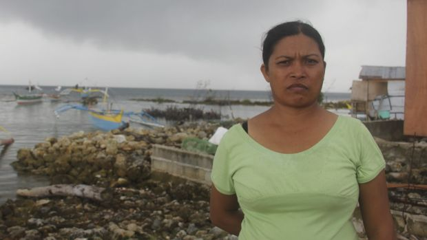 'What can we do but pray': Gemyma Alterado has not given up that 11 members of her family will one day be found.