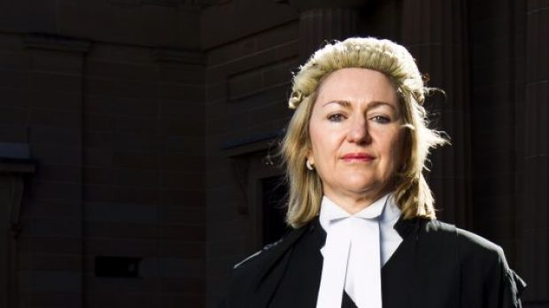 Crown prosecutor Margaret Cunneen denies having advised her son's girlfriend to feign chest pains to avoid a police ...