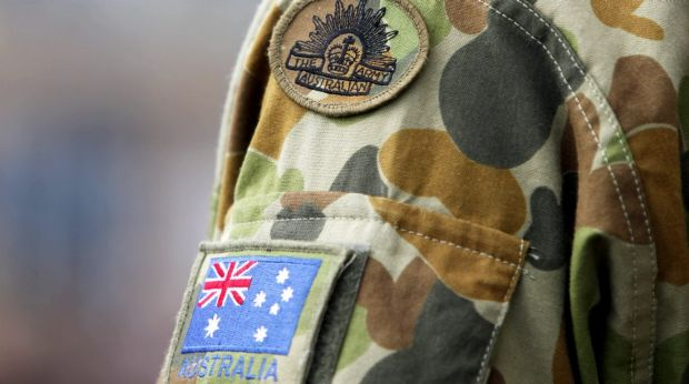 An Australian soldier has shot himself accidentally while exiting a vehicle at the Taji Military Complex, north of ...