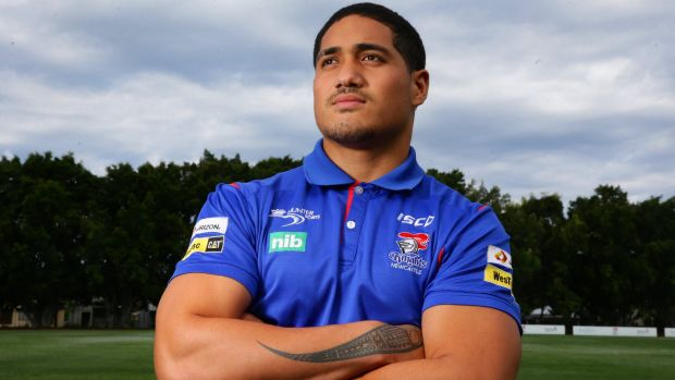 """''I hoped that the Lord was watching over me"""": Sione Mata'utia."""