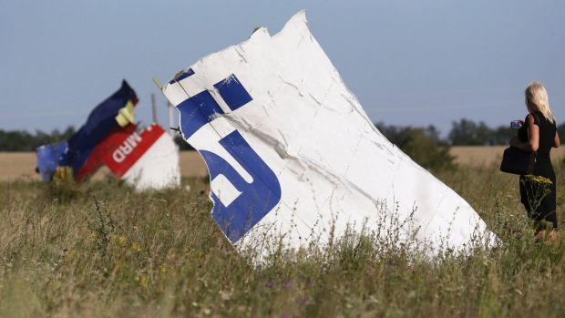 The Kremlin has rejected Tony Abbott's call for an apology and compensation over the downing of flight MH17.