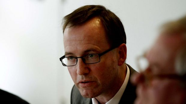 Greens MP David Shoebridge is calling for changes to the Government Information Act.