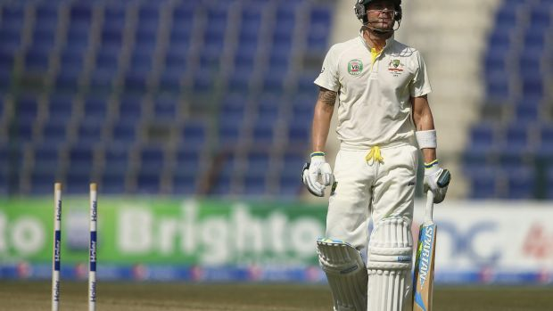 Trouble brewing: If Michael Clarke and Brad Haddin were to succumb to injuries, Australia would be looking at a new ...