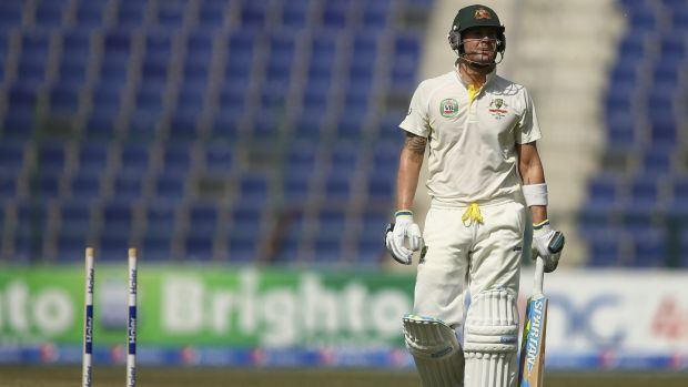 Michael Clarke has been named in Australia's initial Test squad.