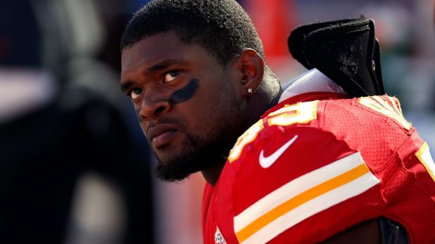 Kansas City Chiefs player Jovan Belcher was also diagnosed with CTE after his death.