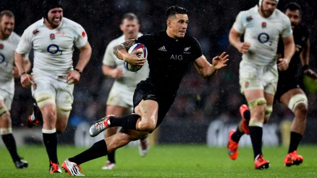 Better than before: Sonny Bill Williams has made a promising return to the All Blacks.