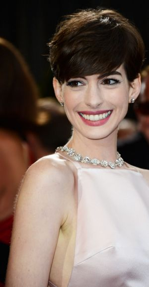 "Anne Hathaway: ""I got hooked for a few years."""