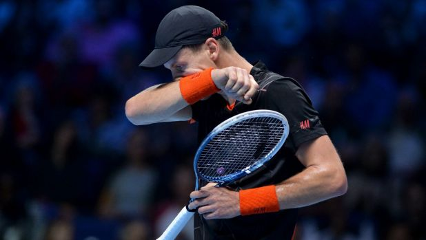 """""""It was my worst match of the whole season"""": Tomas Berdych."""