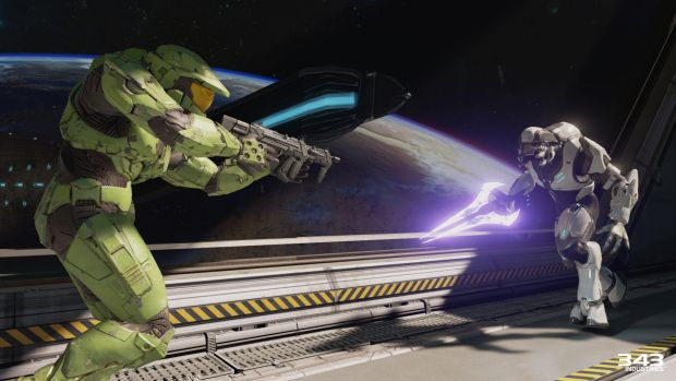 Shootout: <i>Halo 2 Anniversary</i> is the centrepiece of a collection that puts all of Master Chief's exploits — and ...