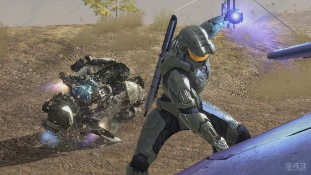 Timeless: <i>Halo 3</i> is still an absolute blast to play, and still looks great despite technically having the oldest ...