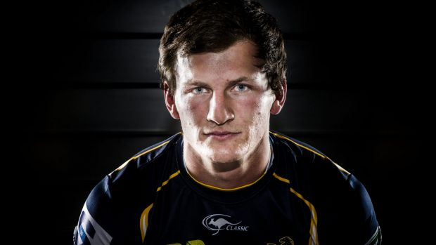 Rising star: James Dargaville wants to graduate from the NRC to Super Rugby.