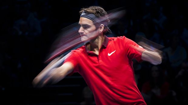 Roger Federer is the only undefeated player in Group B.