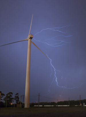 Storms over renewables are becalming investments.