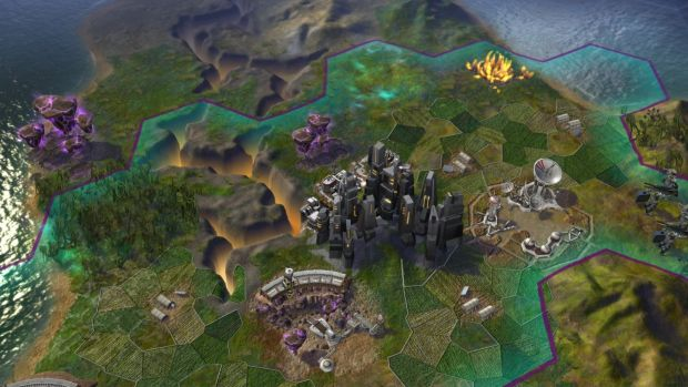 Lacking something: The sprawling technology tree and different affinities are interesting, but the game overall feels a ...