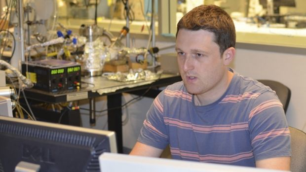 Aiden Martin is passionate about developing scientific hardware.