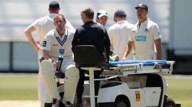 """After I got hit I lost my ability to stand. My legs felt like jelly and I couldn't stand up"": Ben Rohrer departs on a ..."