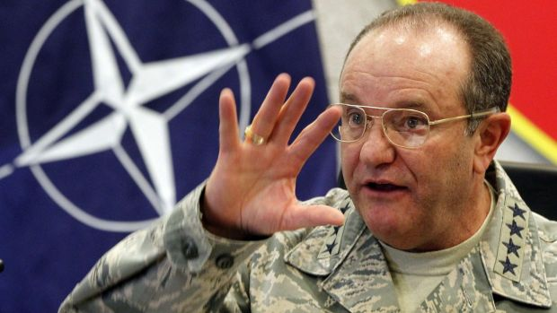 NATO head US General Philip Breedlove.