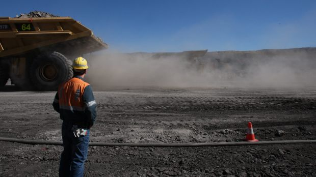Declining commodity prices have slowed mining investment.