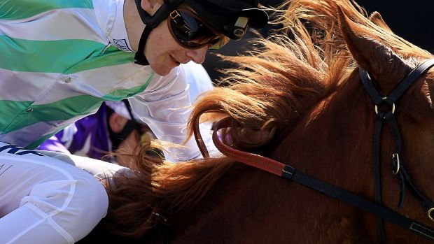 Together again: Sam Clipperton and Boss Lane will reunite on Saturday at Rosehill.