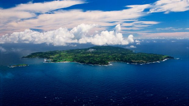 Trouble in paradise: Norfolk Island's population is dwindling rapidly.