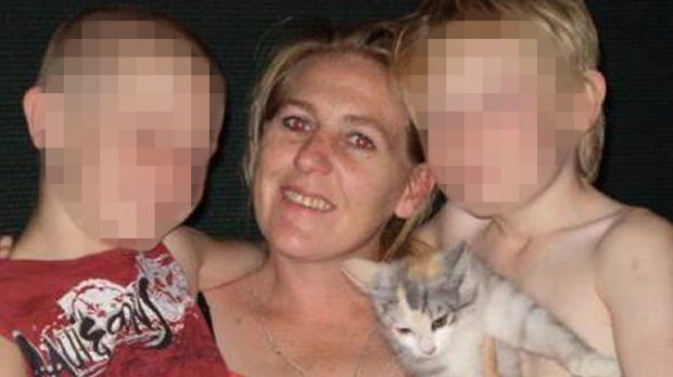 Mother-of-four Joelene Joyce, who was shot dead at Moama.