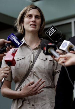 Bill lapses: Brodie Donegan, who lost her unborn baby, Zoe, after being struck by a drug-affected driver in 2009.
