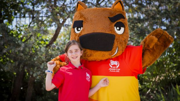 Claire Falls has been appointed as a Canberra Ambassador for AFC Asian Cup.