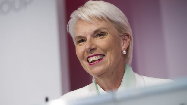 Gail Kelly, the first female CEO of one of Australia's major banks, has joined the board of South African retailer ...