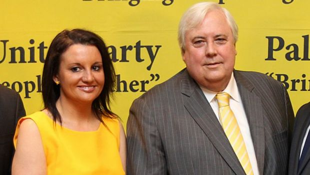 Jacqui Lambie doesn't need Clive Palmer, says Senator Bob Day.