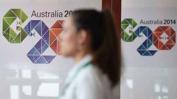 Hopes not high: The G20 Summit in Brisbane is not expected to make great progress.