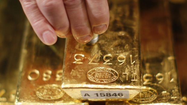 The precious metal's 60-day historical volatility was near 11.8 on Thursday in New York, the lowest since late October.