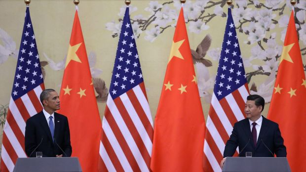 The $2.5 billion pledge from the US comes just days after US President Barack Obama and Chinese President Xi Jinping ...