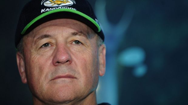 Long-term plans: Tim Sheens would like to defend the World Cup.