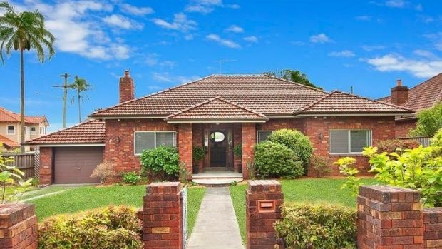 Offloaded: Gerard and Gwenda Obeid quietly sold their Hunters Hill home for $2.7 million in an off-market transaction.