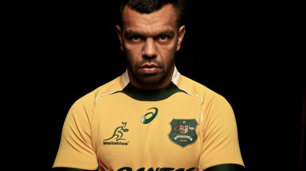 Bubbly: Kurtley Beale's 'enthusiasm' is seen as a boost to the tourists