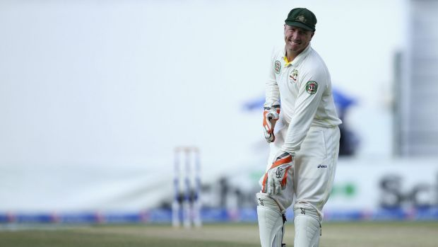 Brad Haddin has helped drag the Australian Test side out of it's doldrums in 2013.