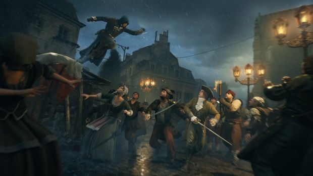 The game's publisher Ubisoft has asked people to remember <i>Assassin's Creed</i> is 'not a history lesson.'