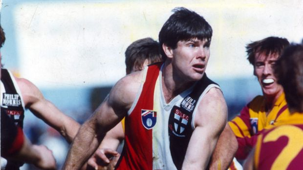 Danny Frawley is returning to St Kilda.