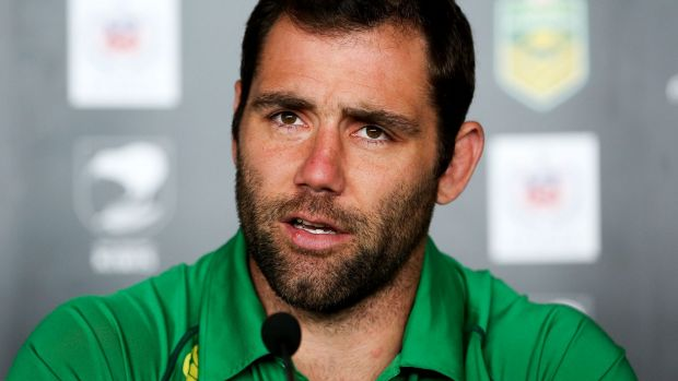 Cameron Smith is one of the few Kangaroos veterans contracted beyond 2017.
