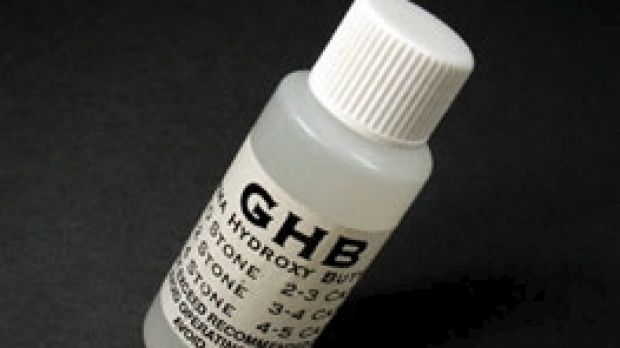 Two people were taken to hospital with suspected overdoses of GHB or liquid fantasy.